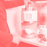 Countertop soft-serve dispenser brings the ice cream parlor to your kitchen