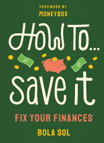 'How To Save It' by Bola Sol