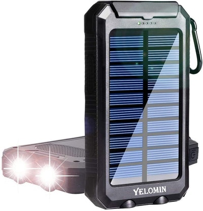 YELOMIN Solar Phone Charger