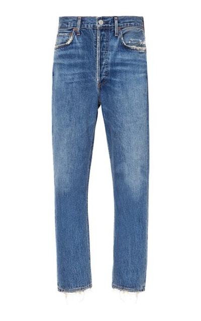 Riley Cropped Jeans