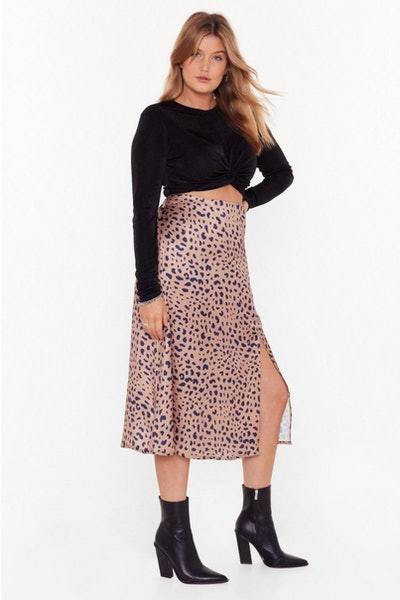 Into The Wild Plus Skirt