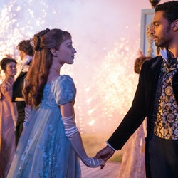 Netflix's Bridgerton series features multiple incredible beauty looks.