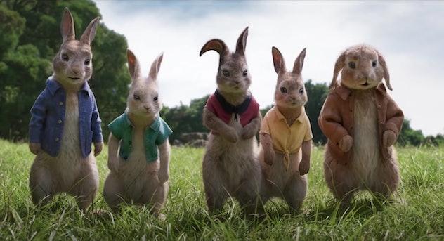 Peter Rabbit returns in the film, 'Peter Rabbit 2: The Runaway'.