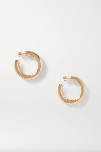 Mini Jamma Hoop Earrings
