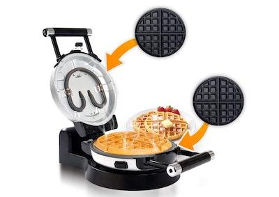 Secura Rotating Belgian Waffle Maker