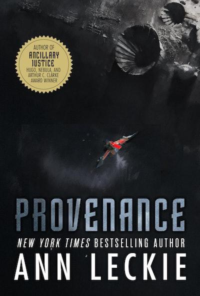'Provenance' by Ann Leckie