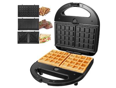 OSTBA 3-in-1 Waffle Iron