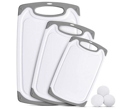 Ligttle Dishwasher Safe Cutting Boards (3-Pack)