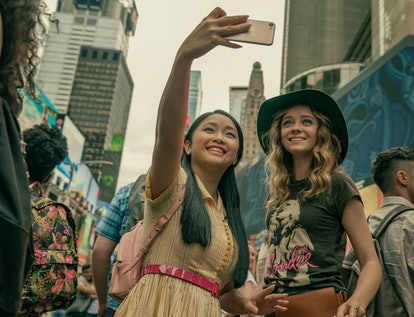 Lana Condor in 'To All the Boys 3'