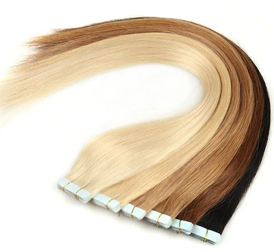 Indian Natural Straight Tape-Ins