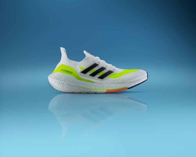 Adidas' flagship running shoe, the UltraBoost 21, looks better ...