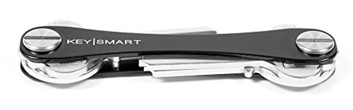 KeySmart - Compact Key Holder and Keychain Organizer