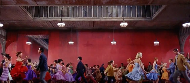 The 'West Side Story' adaptation directed by Stephen Spielberg will premiere in December.