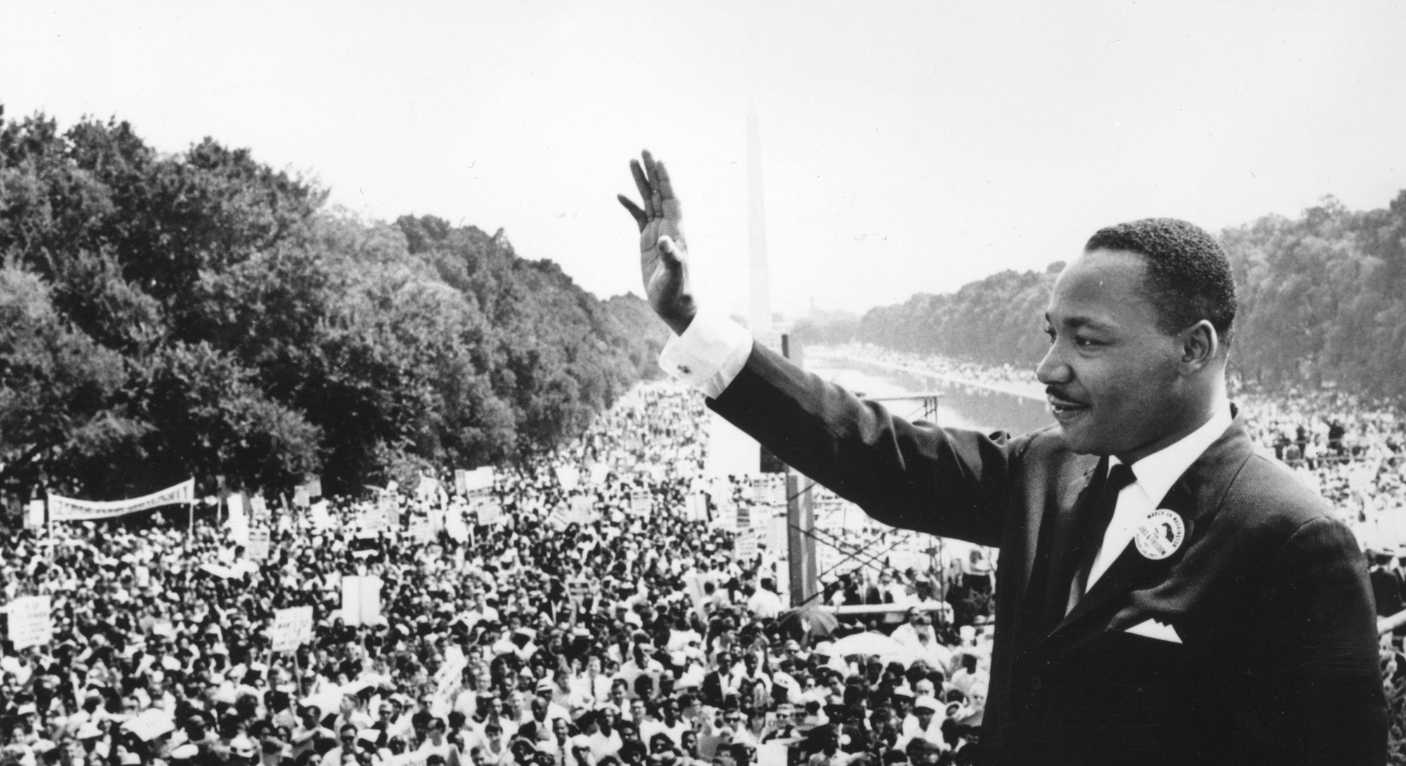 Martin Luther King Jr, I Have a Dream speech