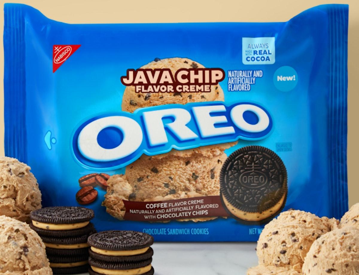 Java Chip Oreo Cookies