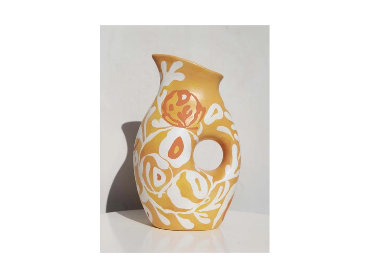 Lunar Cycle Vase