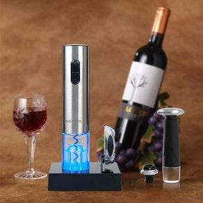 Secura Electric Wine Opener Set (7 Pieces)