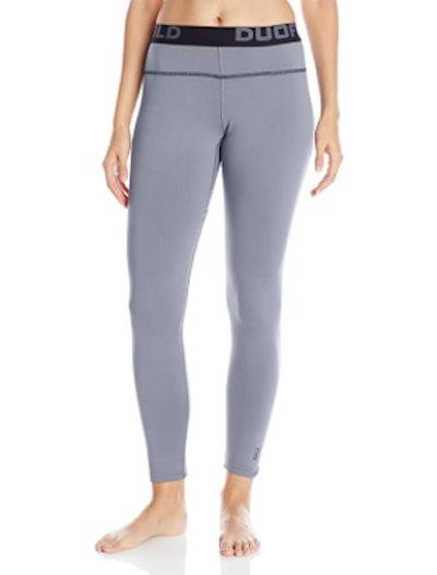 Duofold Fleece-Lined Thermal Leggings