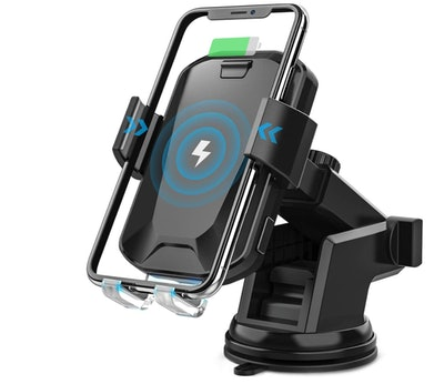 CHGeek Car Phone Mount and Wireless Charger