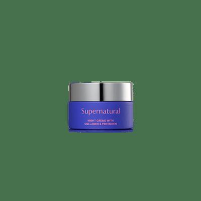 Supernatural Collagen Peptide 72-Hour Crème