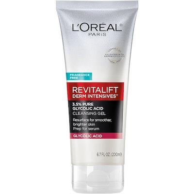 L'Oreal Paris Skincare Revitalift Derm Intensives Gel Cleanser