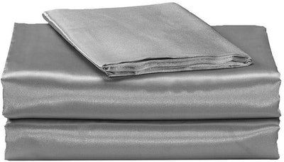 Mk Home LLC 250 Thread Count Deep Pockets Pillowcase and Sheet Sets