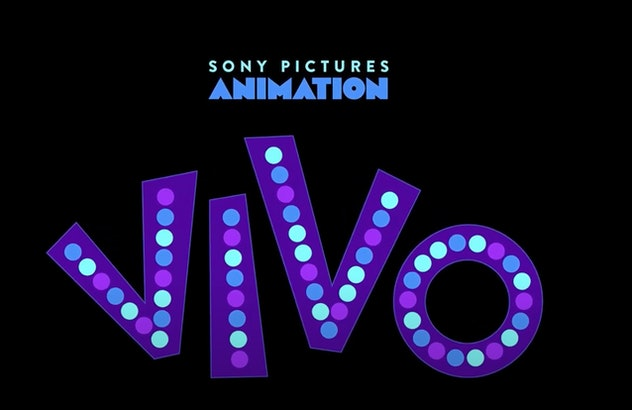 Vivo is a new animated film featuring music by Lin-Manuel Miranda.
