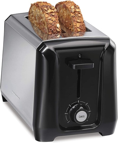 Hamilton Beach Stainless Steel 2-Slice Extra-Wide Toaster
