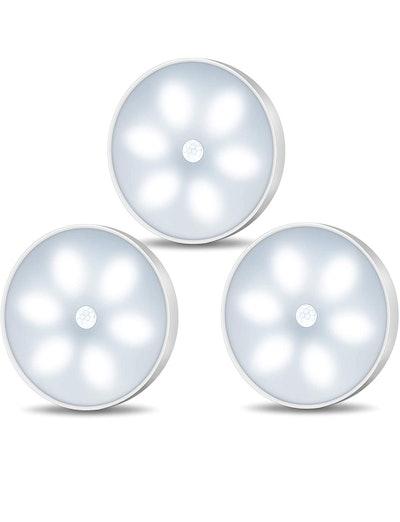 LightBiz LED Lights (3-Pack)