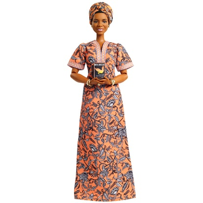 Dr. Maya Angelou is the newest Barbie in the Inspiring Women series.