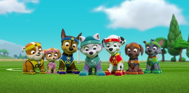 'PAW Patrol' heads to the big screen in 'PAW Patrol: The Movie'.