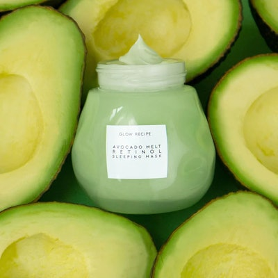 Avocado Melt Retinol Sleeping Face Mask