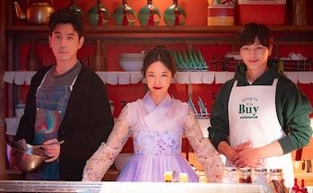 Sci fi K Dramas on Netflix