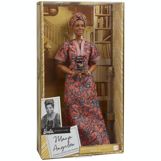 The new Inspiring Women series doll is Barbie.