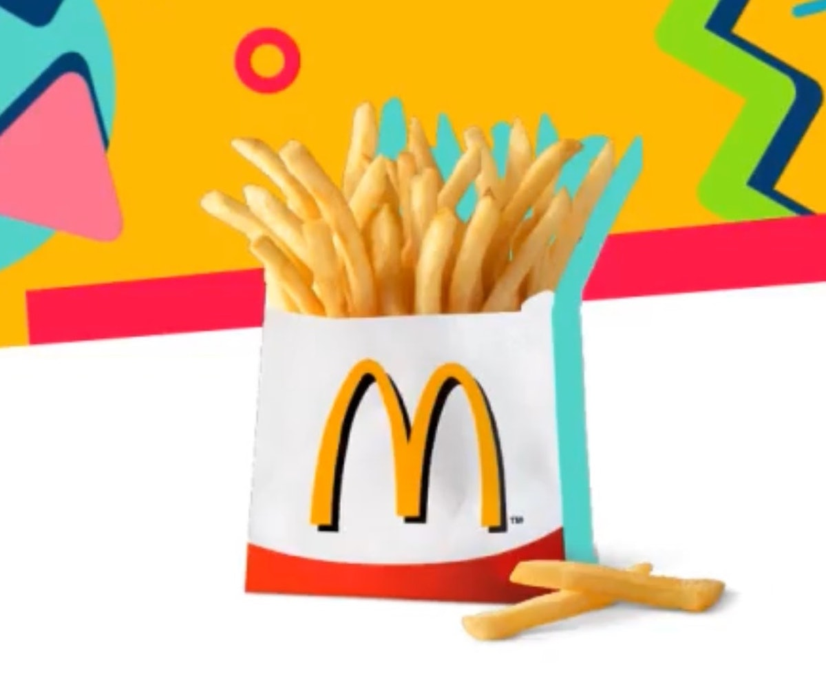 You can score fries and more for under 35 cents during McDonald's Throwback Thursday 2021 promotion.