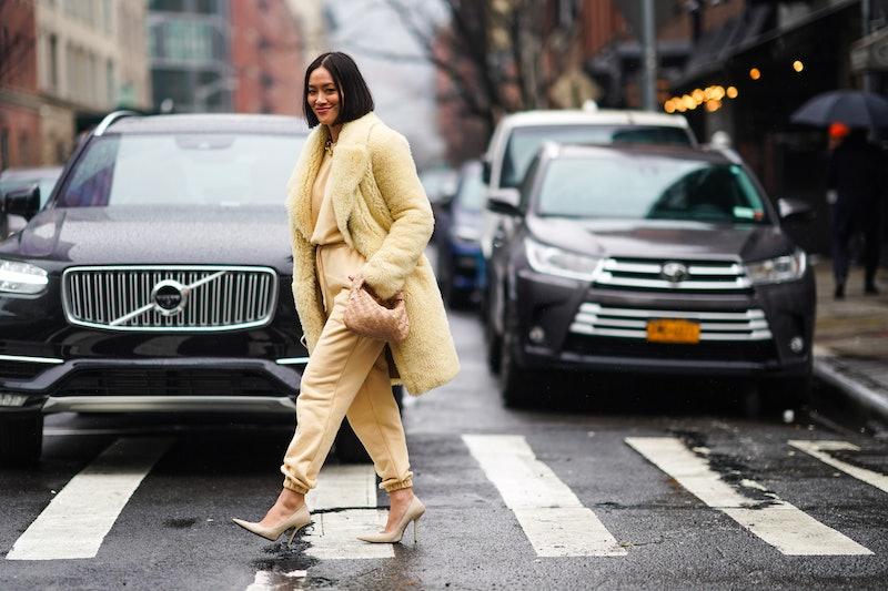 2021 Fashion Trends Tiffany Hsu Street Style