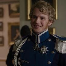 Freddie Stroma as Prince Friederich in 'Bridgerton'