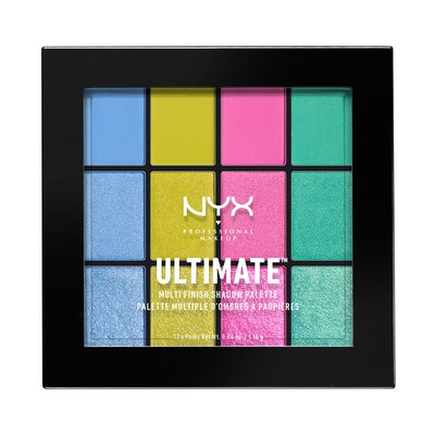 Ultimate Multi-Finish Shadow Palette in Electric