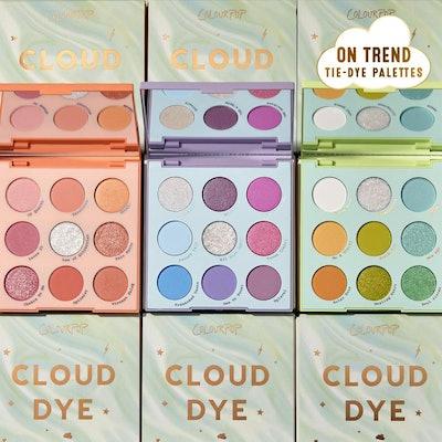 Cloud Dye Shadow Palette Vault