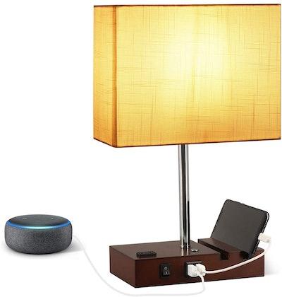 Dott Arts Dimmable Nightstand Lamp