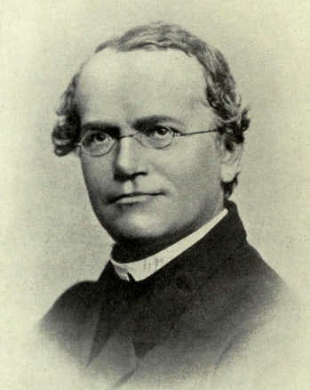 The new study has roots in the works of Austrian monk Gregor Mendel, the father of modern genetics.
