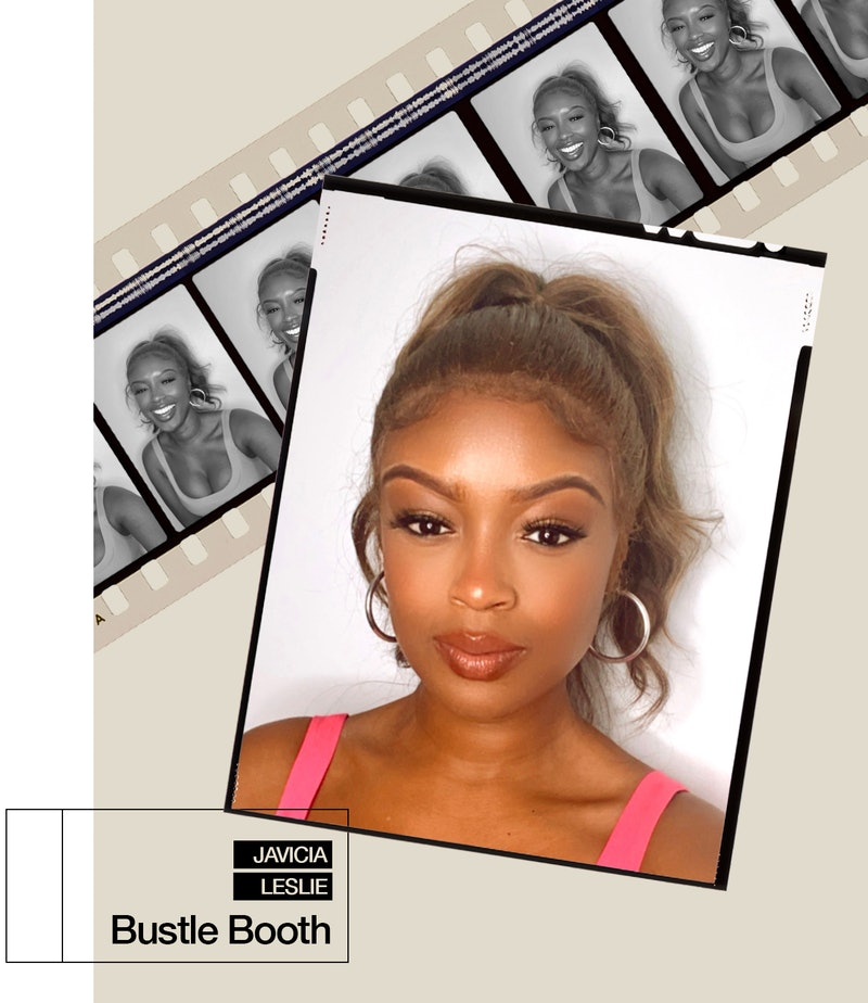 'Batwoman' star Javicia Leslie takes on the Bustle Booth