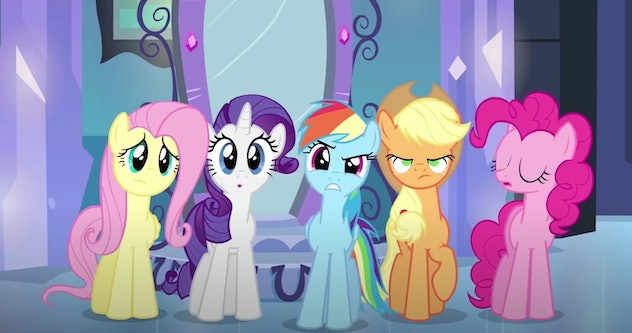 A new 'My Little Pony' reboot will be released in September.