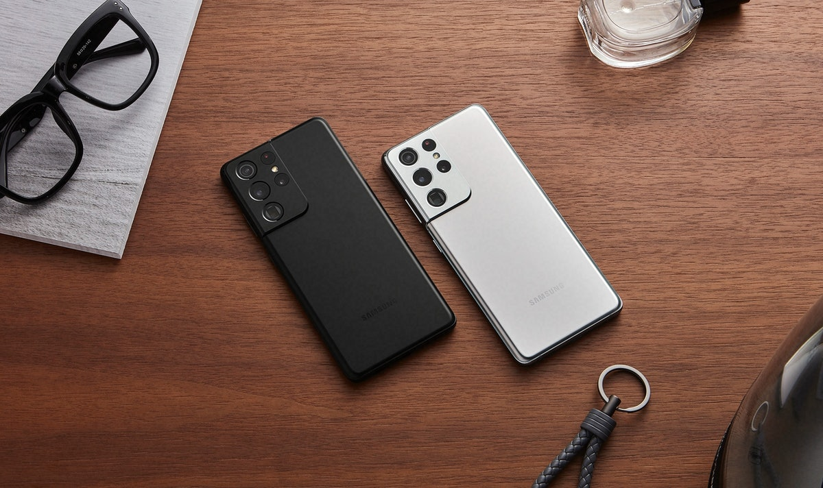 Samsung is no longer offering certain accessories with its S21 line.