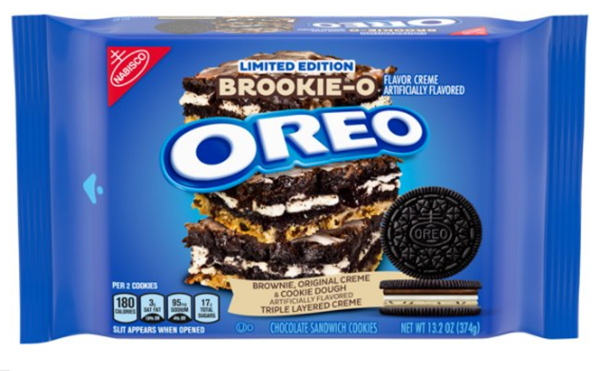 Oreo Limited-Edition Brookie-O Cookies