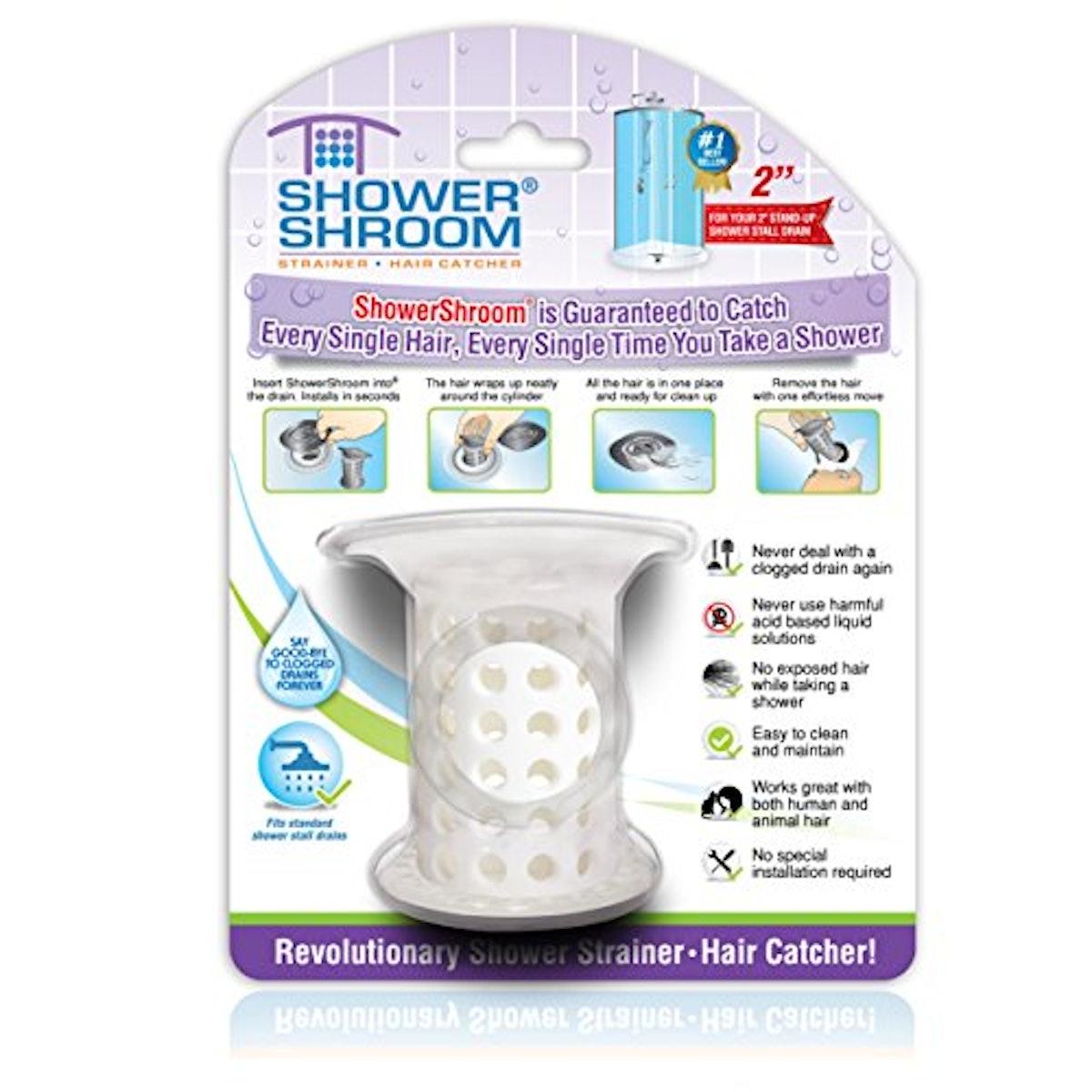 ShowerShroom Drain Protector