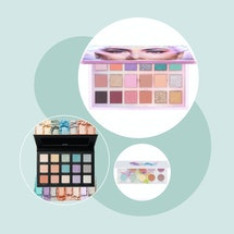 Pastel eyeshadow palettes are versatile options that add a pop of color to your makeup looks.