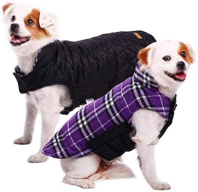 Kuoser Reversible Dog Vest