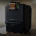 Screenshot of iWonderCook robot chef