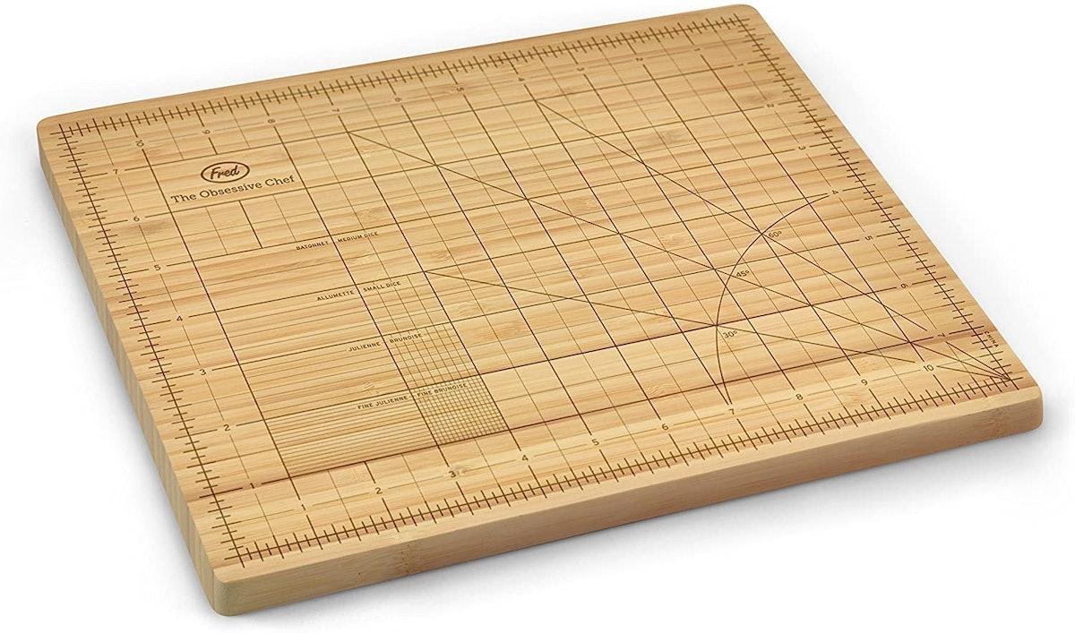 Fred & Friends Bamboo Cutting Board